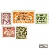 50 timbres Dantzig