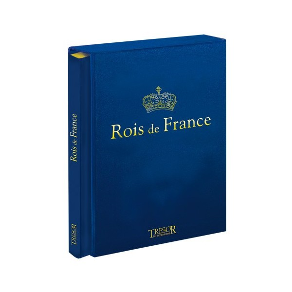 Le coffret Rois de France