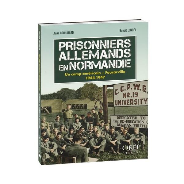 Prisonniers allemands en Normandie
