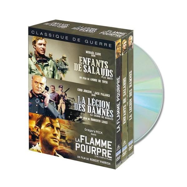 Coffret DVD Classique de guerre