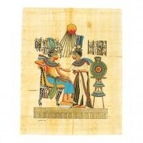 Le papyrus de Toutânkhamon