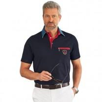Polo Microfibre et Coton - manches courtes