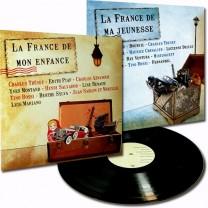 Vinyles « Années 40-50 »