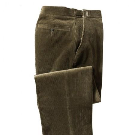 Pantalon velours tout confort