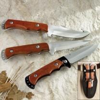 Couteaux «trappeur» - les 3