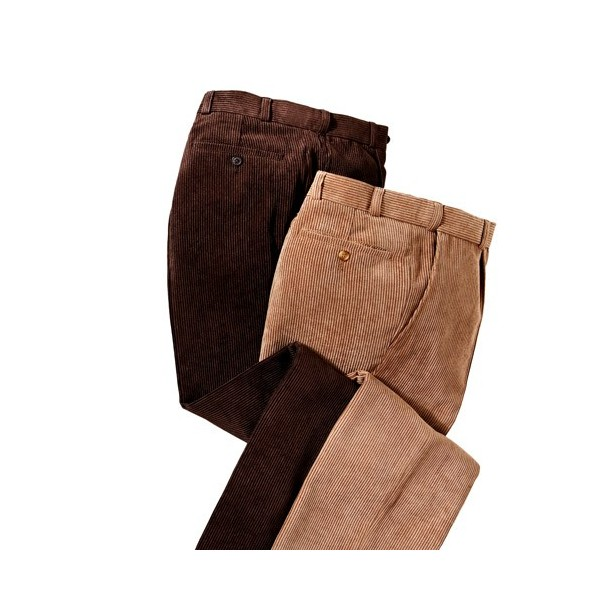 pantalon velours microfibre camel acheter pantalons jeans l 39 homme moderne. Black Bedroom Furniture Sets. Home Design Ideas