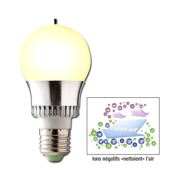 ampoule ioniseur acheter bricolage et jardinage l. Black Bedroom Furniture Sets. Home Design Ideas