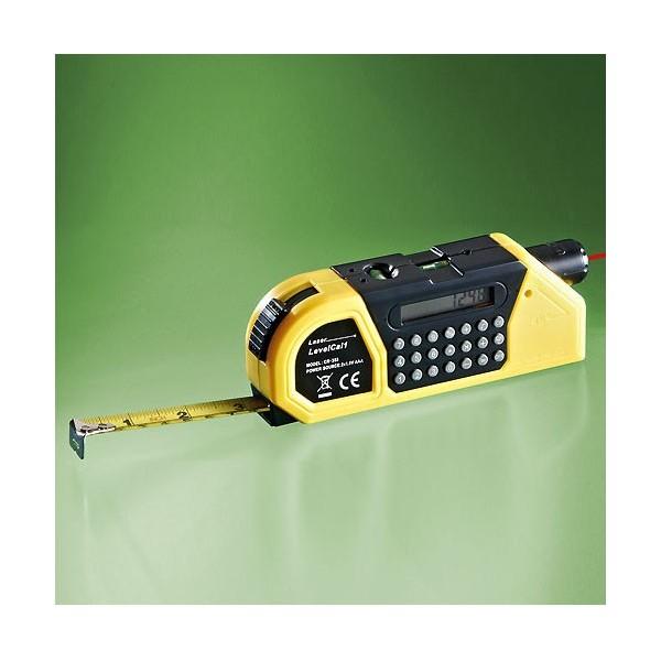 Mètre à ruban laser 3 en 1