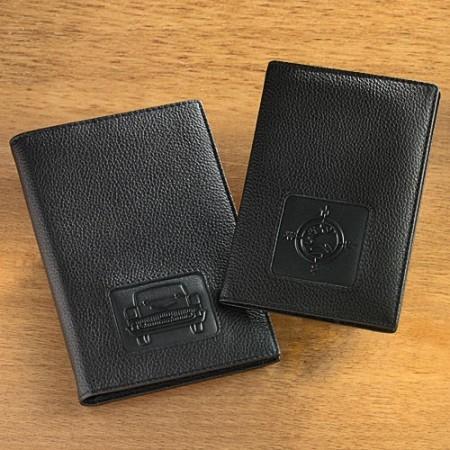 ensemble porte papiers de voiture et porte passeport en cuir acheter maroquinerie l 39 homme. Black Bedroom Furniture Sets. Home Design Ideas