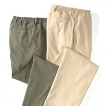 Pantalons microfibre «Summer light» - les 2