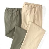 Pantalons microfibre «Summer light» - les 2