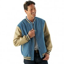 Teddy Jacket denim