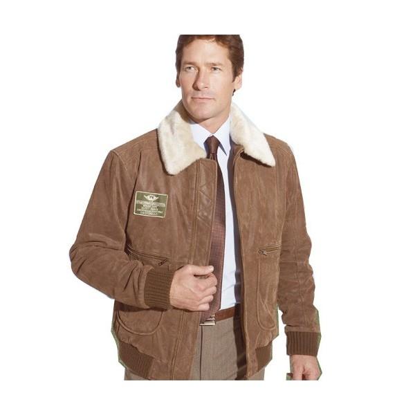 blouson pilote mac douglas acheter vestes et manteaux. Black Bedroom Furniture Sets. Home Design Ideas