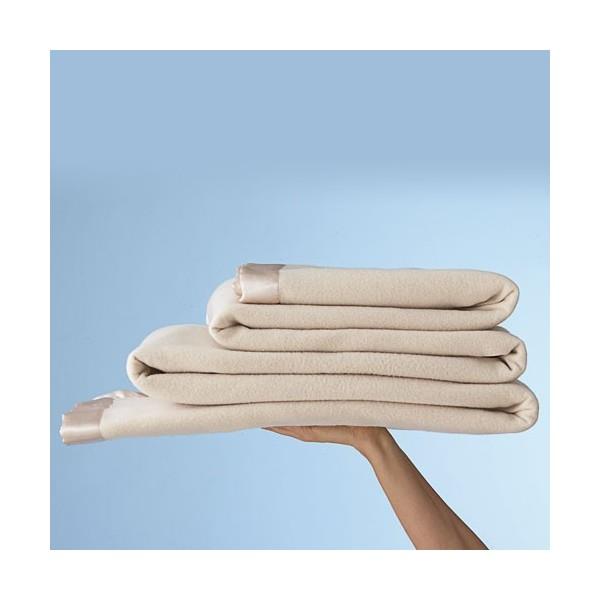 Couverture polaire acheter d co ameublement linge de for Acheter linge de maison