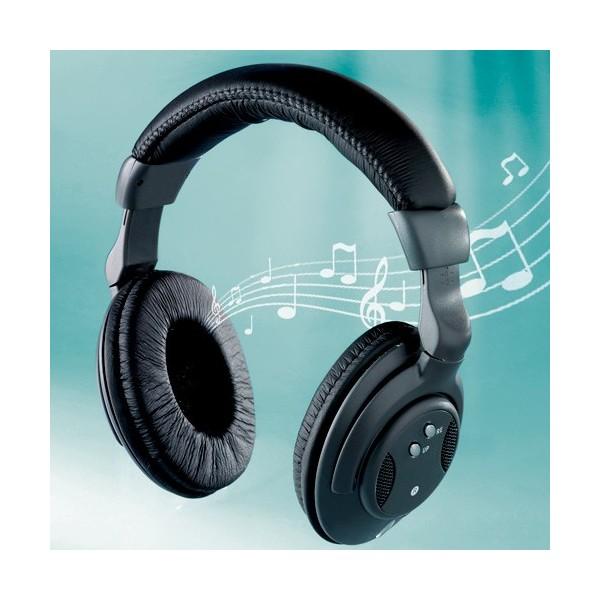 Casque Bluetooth, sans fil - Son, Casques, Enceintes - m