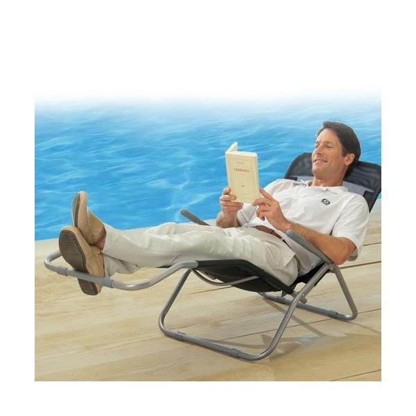 transat relax basculant acheter d co ameublement linge de maison l 39 homme moderne. Black Bedroom Furniture Sets. Home Design Ideas