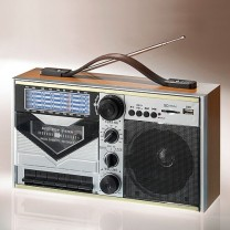 Radio-cassette numérique
