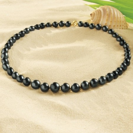 Collier Perles De Tahiti Acheter Bijoux L Homme Moderne
