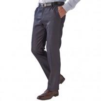 Pantalon denim coupe ville