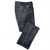 Pantalon denim coupe sport