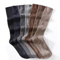 Mi-bas en laine «Confort Total» - les 7 paires