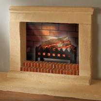 Feu de cheminée décoratif