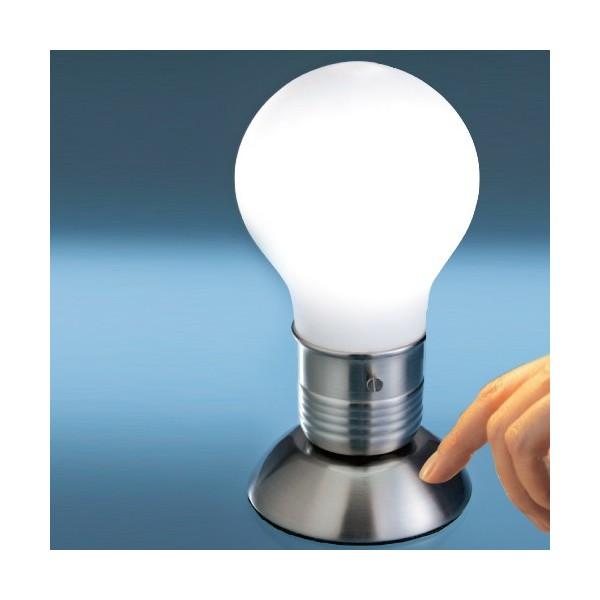 lampe ampoule tactile acheter lectricit clairage l 39 homme moderne. Black Bedroom Furniture Sets. Home Design Ideas