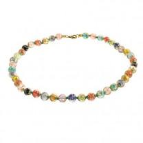 Collier de perles Murano