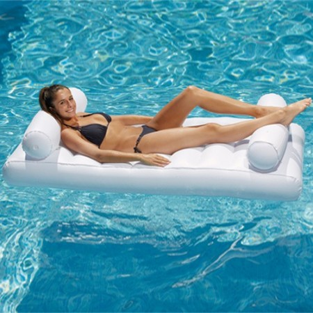 matelas gonflable double face acheter loisirs et d tente. Black Bedroom Furniture Sets. Home Design Ideas