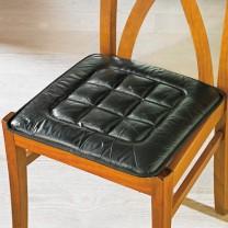 Couvre-chaise en cuir