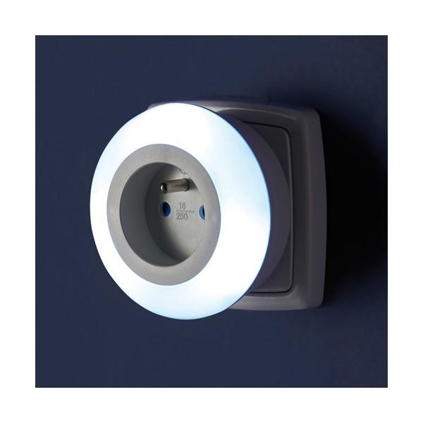 prise veilleuse acheter lectricit clairage l. Black Bedroom Furniture Sets. Home Design Ideas