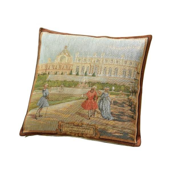 Eclairage Chambre De Culture : Housse de coussin Jardin de Versailles – Acheter Déco, Ameublement …