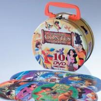 """Coffret 10 DVDs """"Les meilleurs contes de notre enfance"""""""