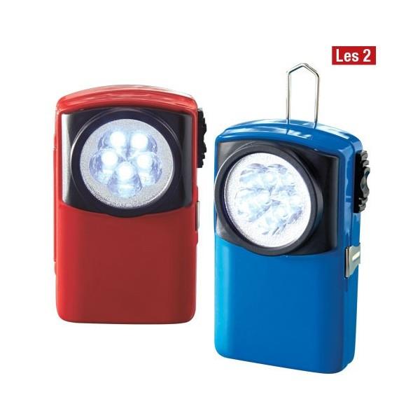 Lampes de poche leds les 2 acheter lectricit - Allumer lampe de poche ...