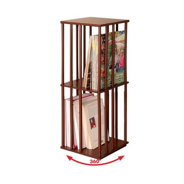 Biblioth que rotative acheter d co ameublement linge for Acheter linge de maison