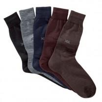 Chaussettes extra-fines mérinos - les 5 paires