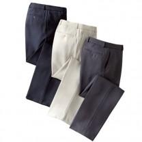 Pantalons extensibles  infroissables - les 3