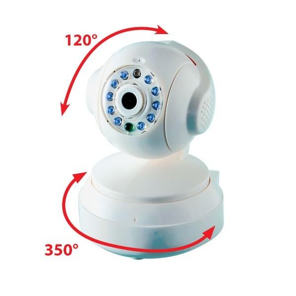 camera wifi surveillance. Black Bedroom Furniture Sets. Home Design Ideas