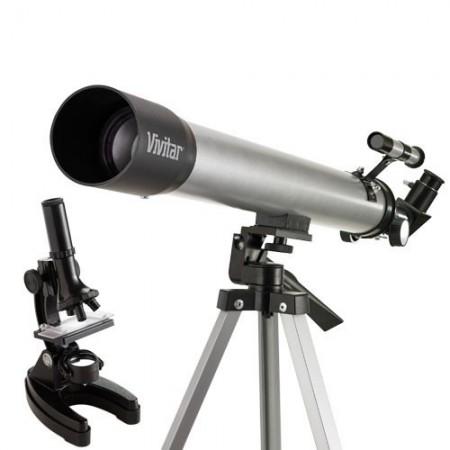 T lescope microscope vivitar acheter culture l 39 homme for Acheter miroir telescope