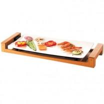 Plancha céramique &bois