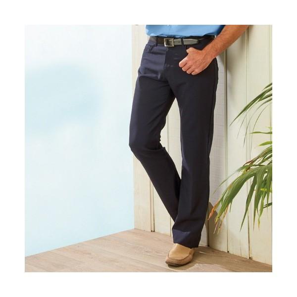 pantalons sport chic infroissables les 3 acheter pantalons jeans l 39 homme moderne. Black Bedroom Furniture Sets. Home Design Ideas