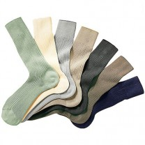 Chaussettes spéciales pieds sensibles - les 7 paires