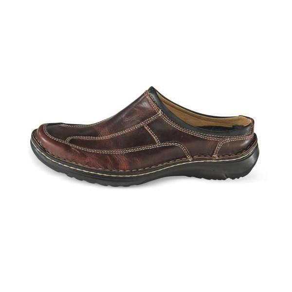 Sabots de ville grande largeur acheter sandales - Chaussures grande largeur homme ...