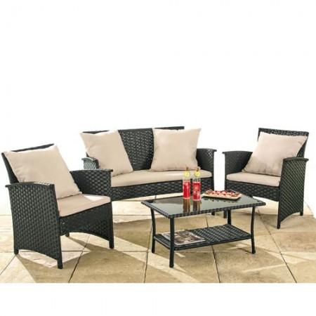 salon de jardin acheter equipement mobilier du jardin. Black Bedroom Furniture Sets. Home Design Ideas