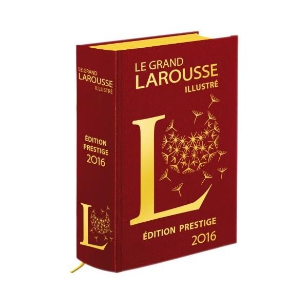 Le grand larousse illustr 2016 edition prestige for Chambre larousse