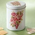 Boîtes à pansements «roseraie» - les 2