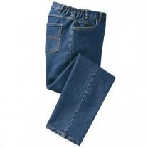 Jean double confort extensible