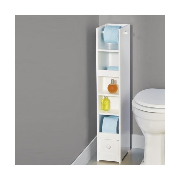 Meuble papier toilette - Meuble wc design ...