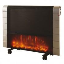 Radiateur-cheminée  micathermic