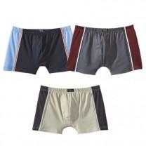 Boxers coton sporting - les 3